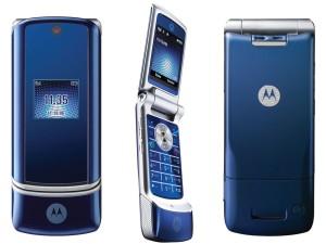 Motorola Krzr