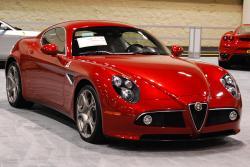 Alfa Romeo 8C (2012)