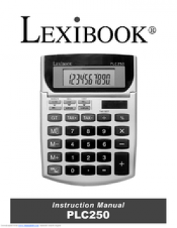 Lexibook PLC490